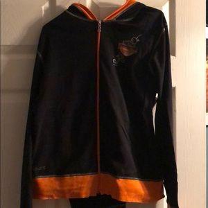 Harley Davidson sweat shirt a sweatpants